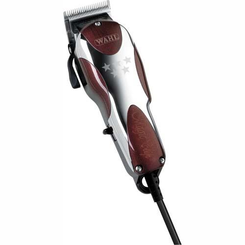 Машинка для стрижки Wahl Hair clipper Magic Clip 5 star red