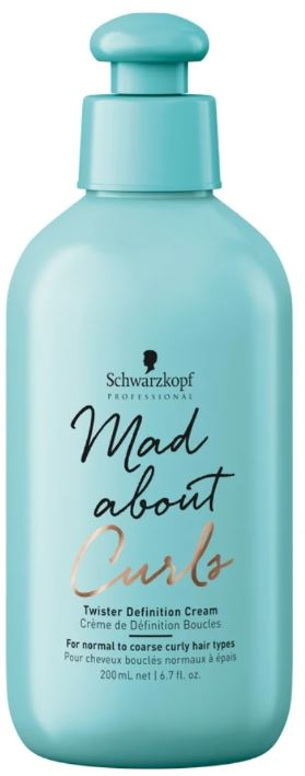 Крем для волос Mad About Curls 200 мл Schwarzkopf